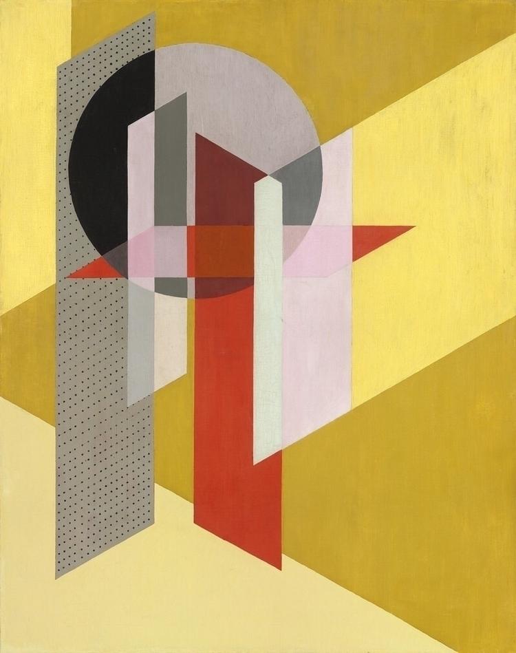 László Moholy-Nagy, Konstruktio - bauhaus-movement | ello