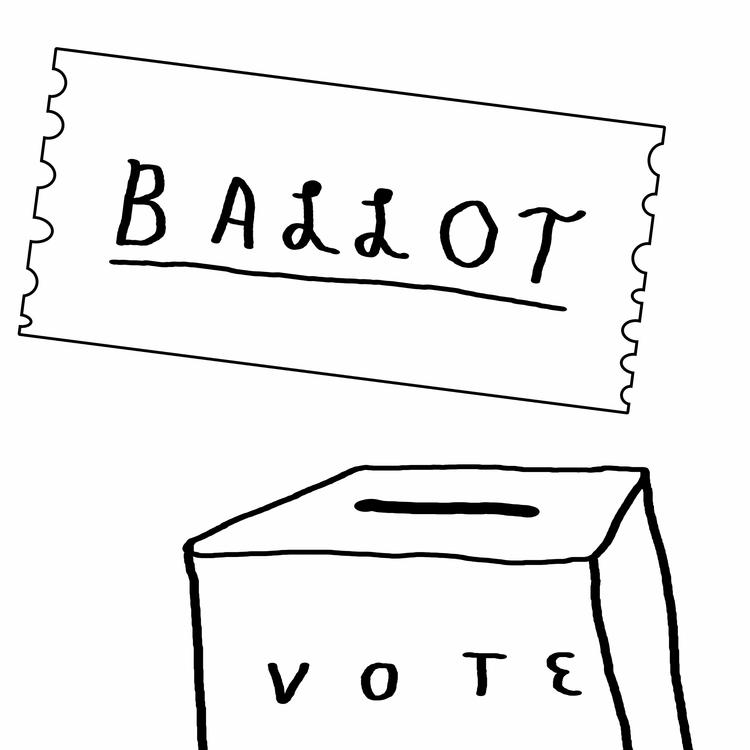 fold ballot - art, illustration - rickalex | ello