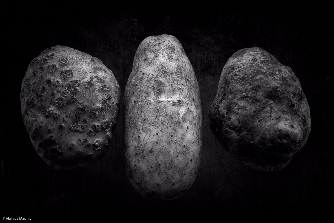 Potatoes - potatoes, tuberous, vegetable - maximy | ello