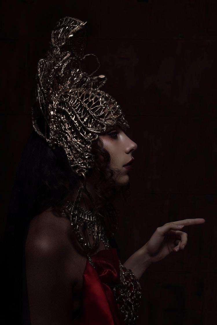 """Killing Adonia"" — Photographer - darkbeautymag | ello"