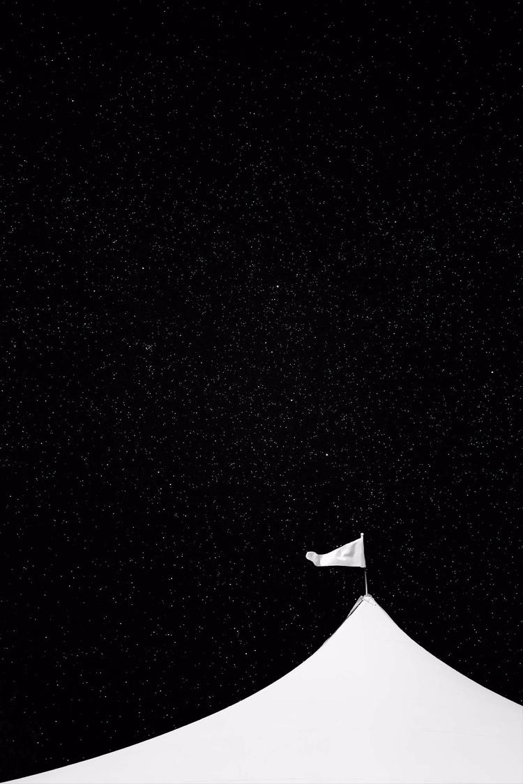 Circus Tent, Cassiopeia Series  - brookeryan | ello