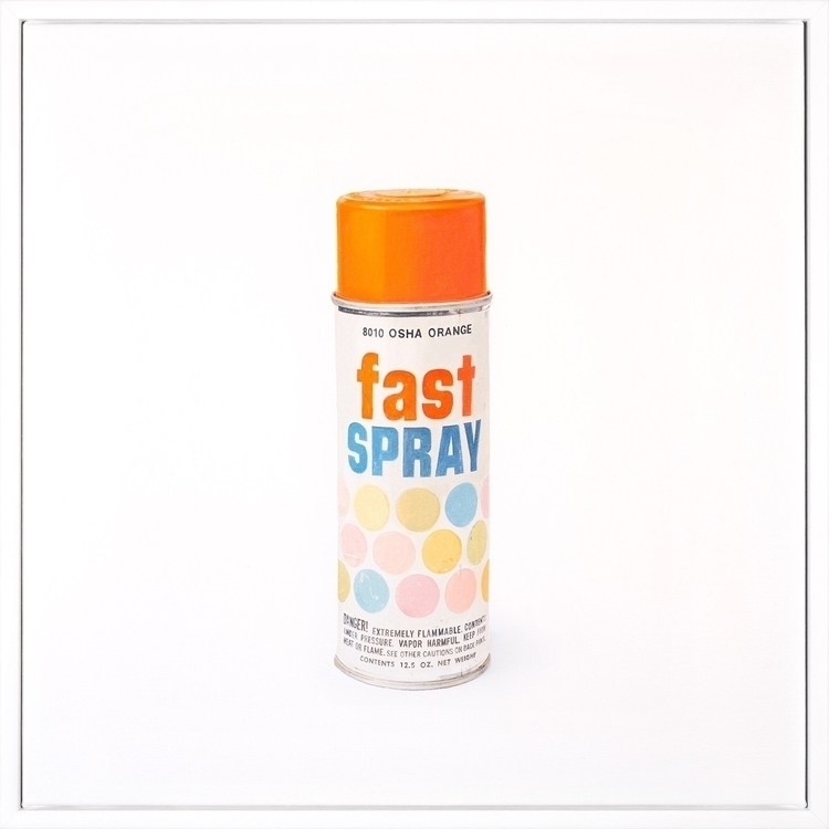 ...fast spray! Oil canvas - segment - dotdotdot | ello