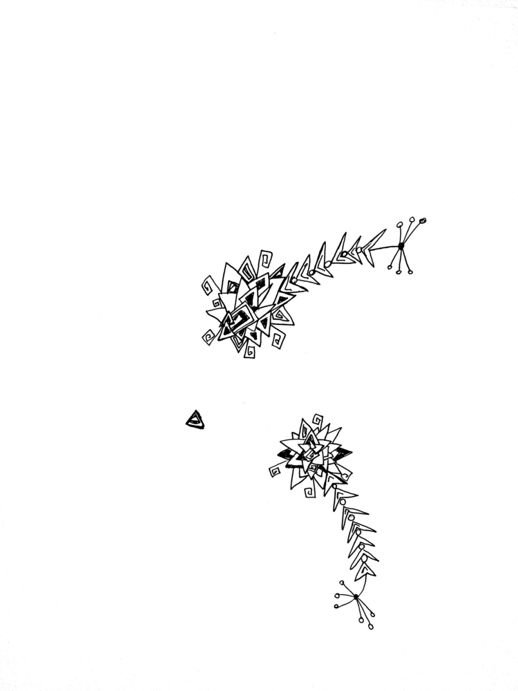 Fishy - drawing, doodle, illustration - claraii   ello