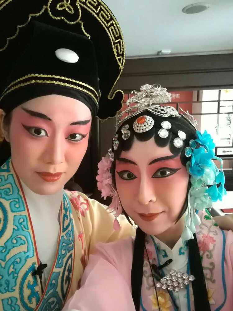 dream meet - kunqu, chineseoperaperformer - cottonsmummy | ello