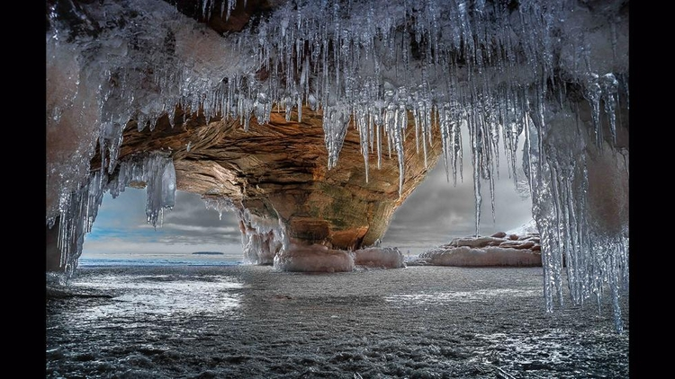 ice cave - actyon | ello