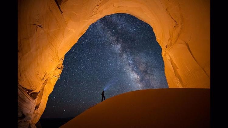 sky night - actyon | ello