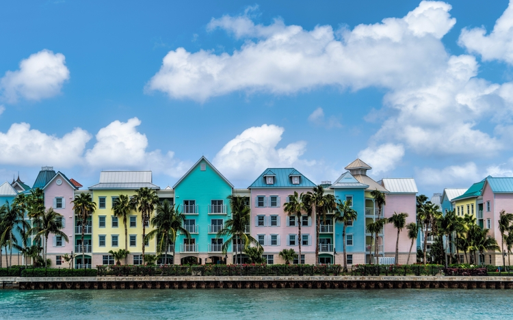 Houses Nassau time Bahamas pret - rickschwartz | ello