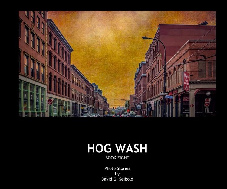 Hog Wash Book David Seibold Blu - davidseibold | ello