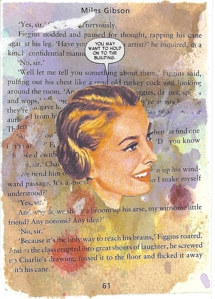 Einstein, Miles Gibson - postcards - milesgibson | ello