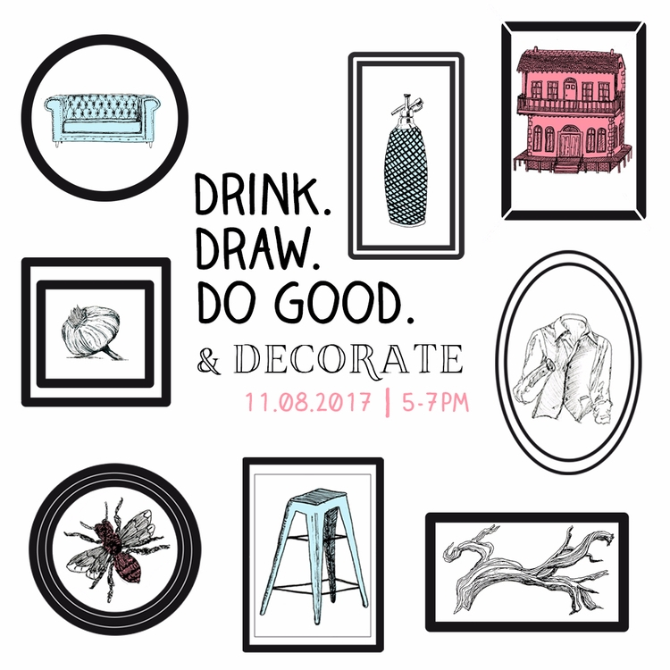 Excited host Drink Draw tonight - emilynettie | ello