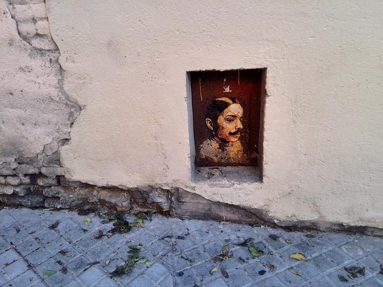 streetart, barcelona, bcn, poblesec - this_game_has_no_name   ello