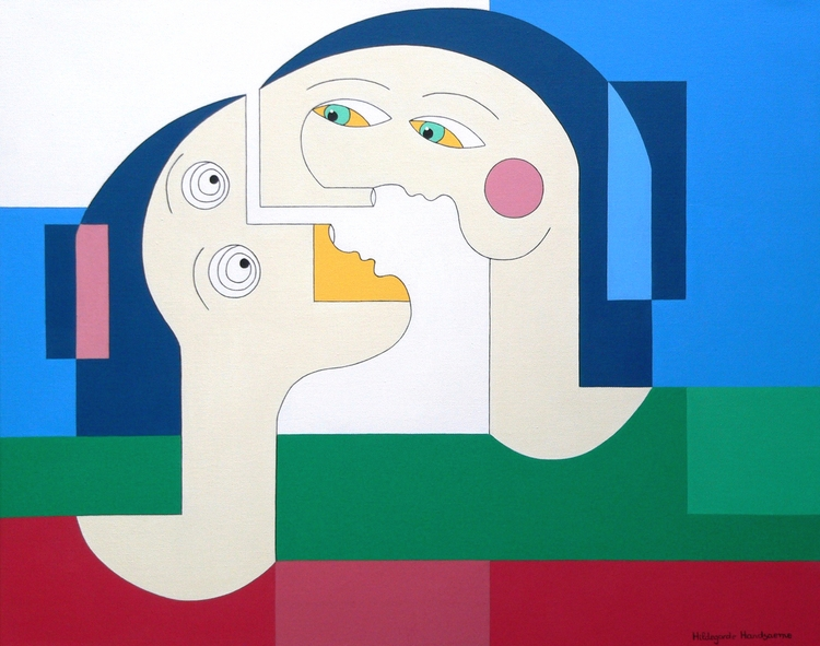 Flying Lovers work presents ori - hildegardehandsaeme | ello