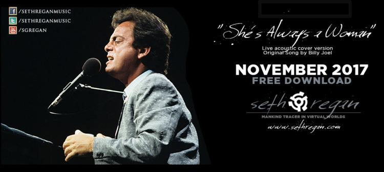 FREE MUSIC DOWNLOAD NOVEMBER 20 - sethregan   ello