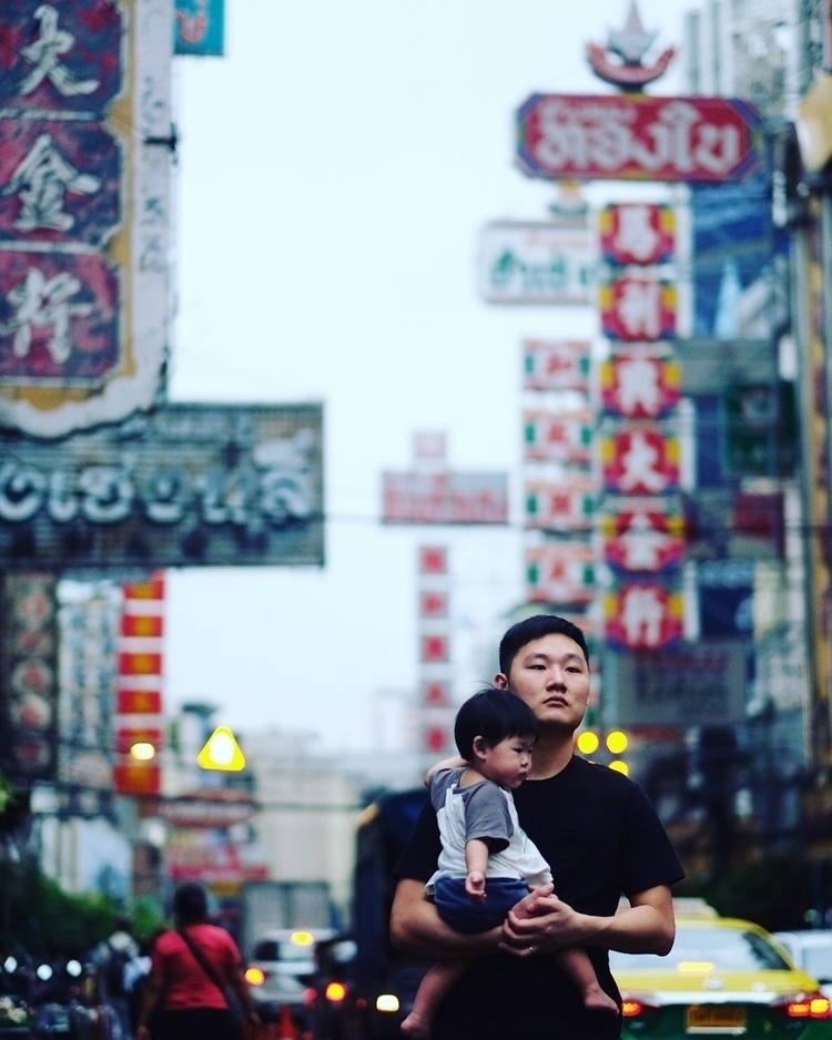 bangkok, chinatown, photography - miguelmanso | ello