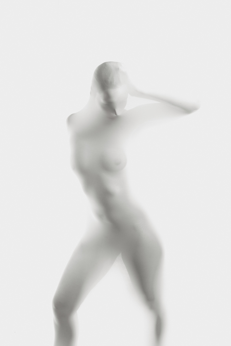 amazed curves lines female form - networkabstracted | ello