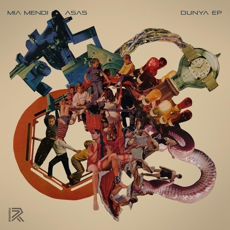 Dunya EP - 6th release Rhetoric - joecastro | ello