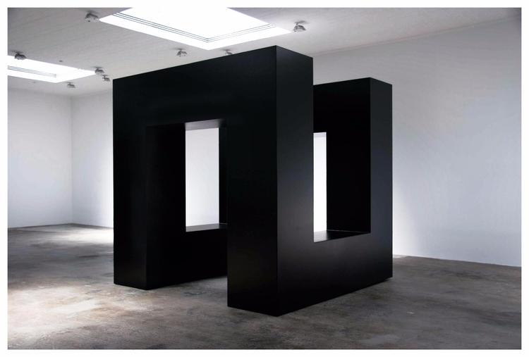TONY SMITH - tonysmith, installation - sophiegunnol | ello