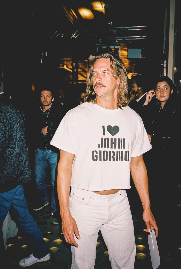 <3 John Giorno - Photo Invit - danbassini | ello