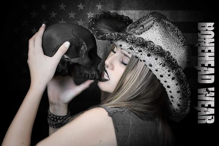 rocker, hat, boneheadwear - boneheadwear | ello
