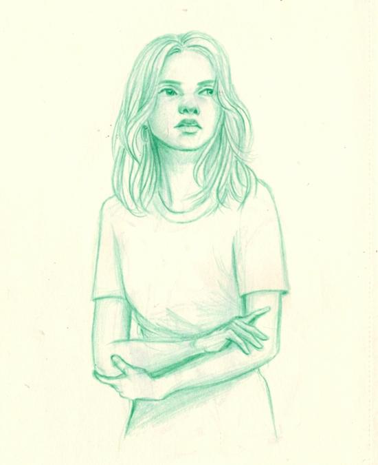 patient - doodle, drawing, sketchbook - j0eyg1rl   ello