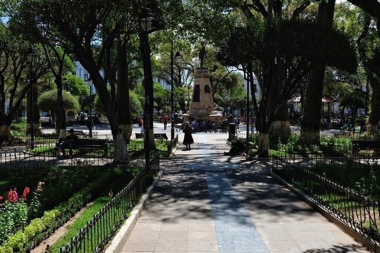 Sucre, Bolivien - weltfarben   ello