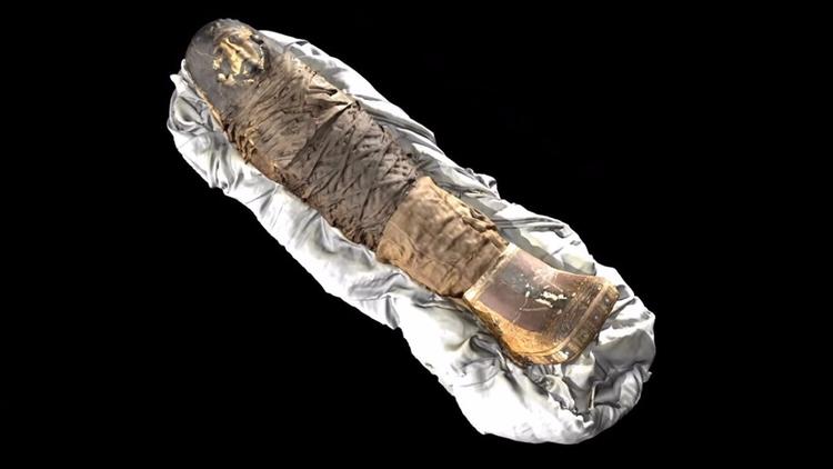 «Traen la vida» antigua momia d - codigooculto | ello