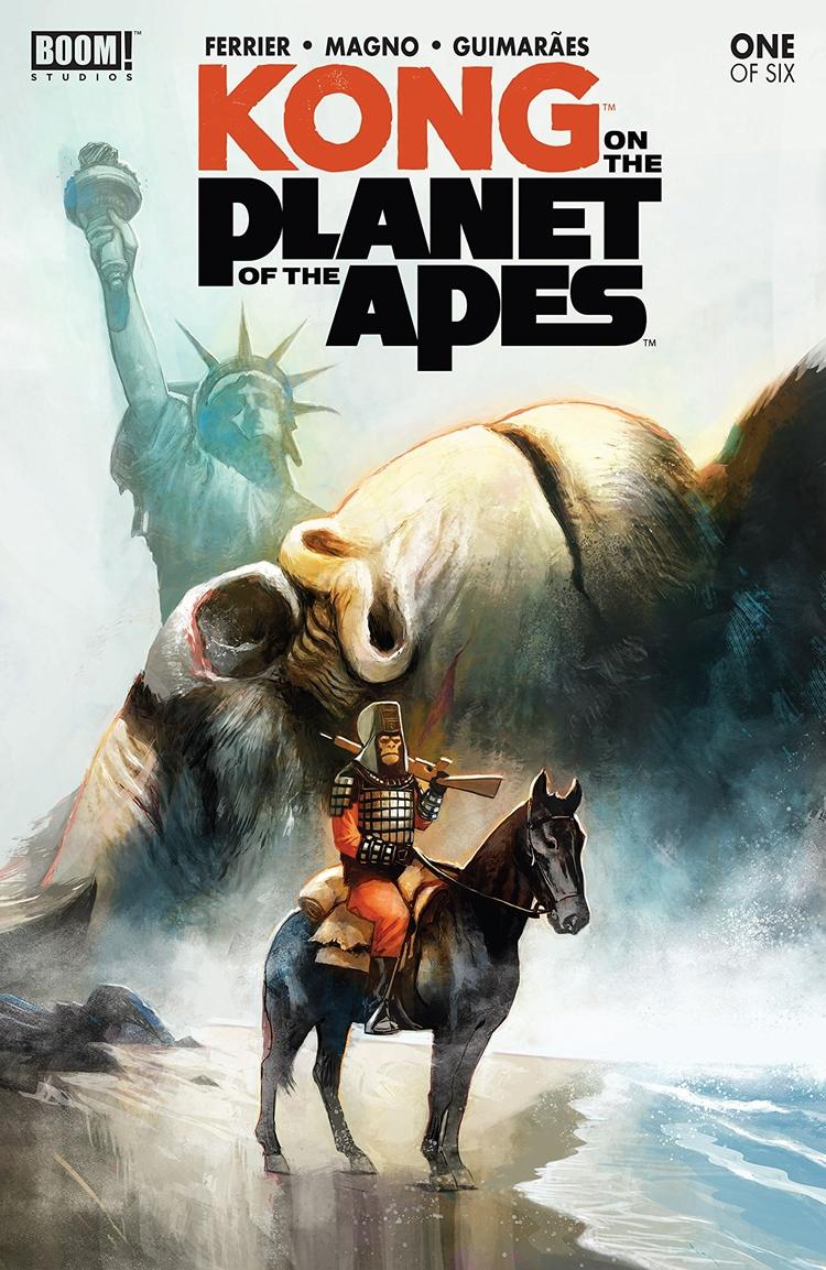 Kong Planet Apes Written Ryan F - oosteven | ello