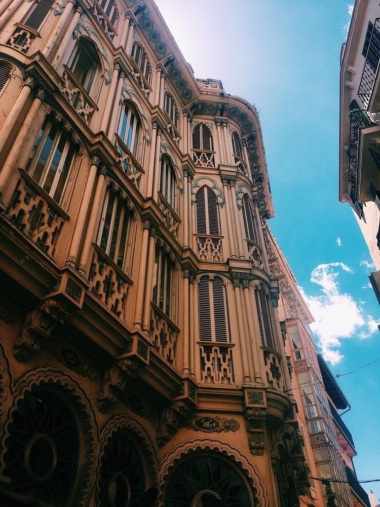 Palma de Mallorca '17 - spain, architecture - sgarra | ello
