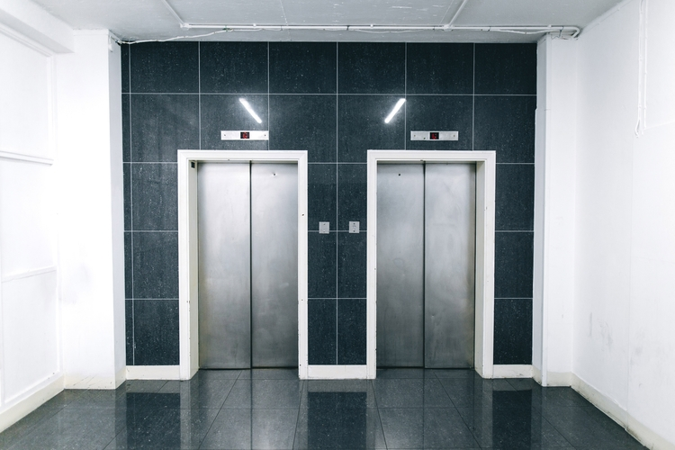 Lifts - minimal, photography, architecture - domreess | ello