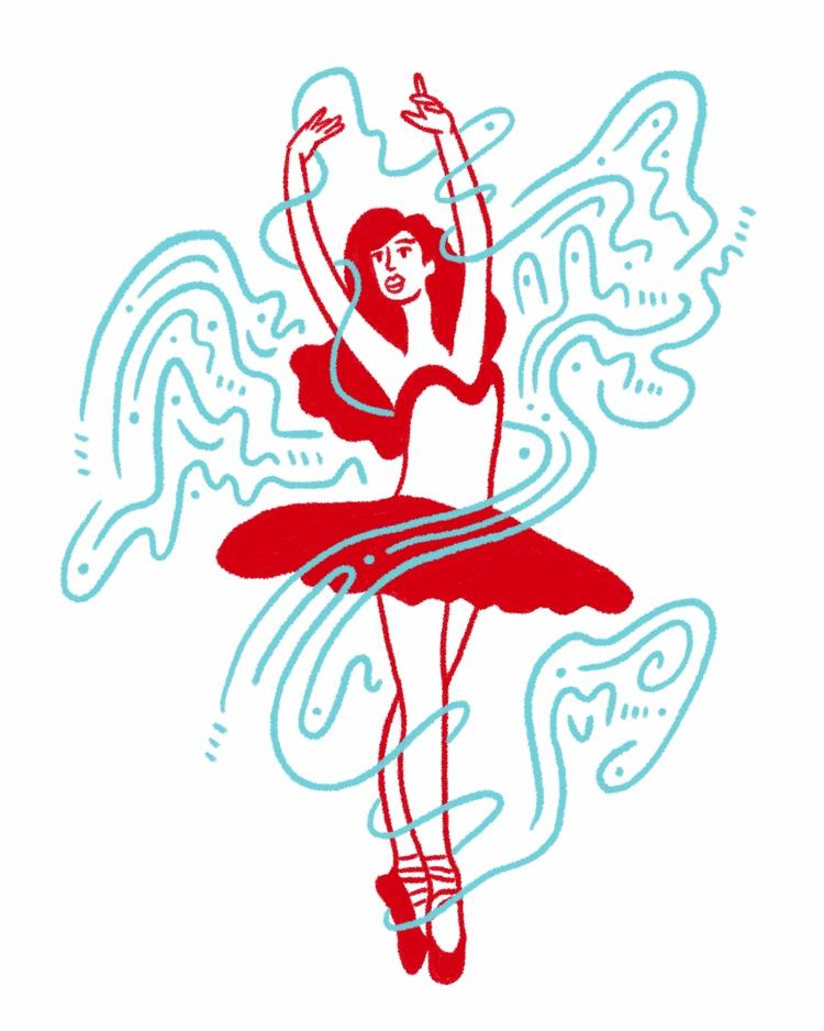 Makin' Moves - illustration, illustrator - heybop | ello