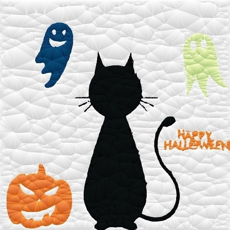 Happy Halloween Art 2 Apps - mikefl99 - mikefl99 | ello