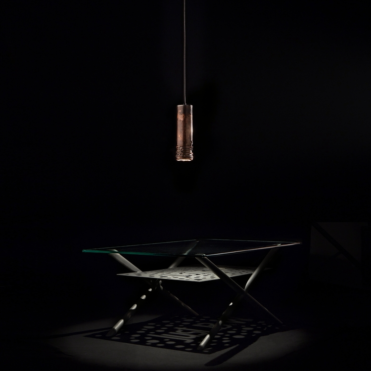 « Copper lamp » Ph: Ferdinando  - ferruccio-maierna | ello