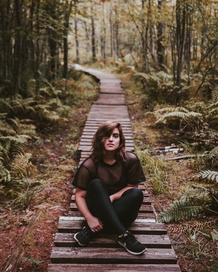 forest - portrait, nature, explore - melinalovexo | ello