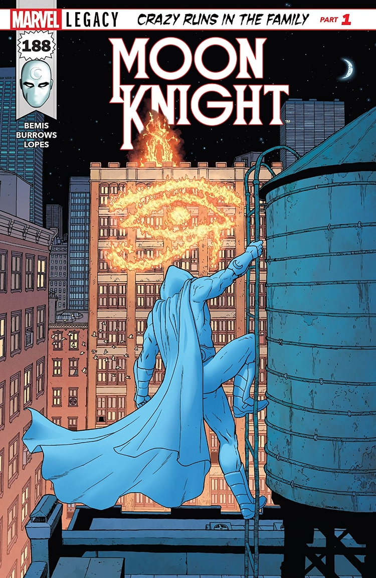 Picture Moon Knight (#1) Marvel - oosteven | ello