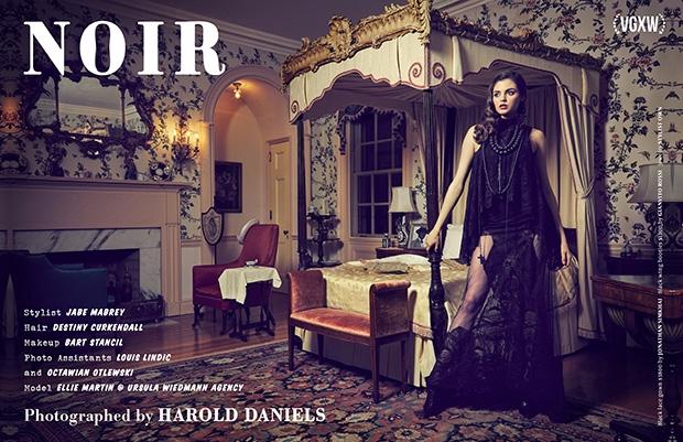 Noir Photographer HAROLD DANIEL - virtuogenix | ello