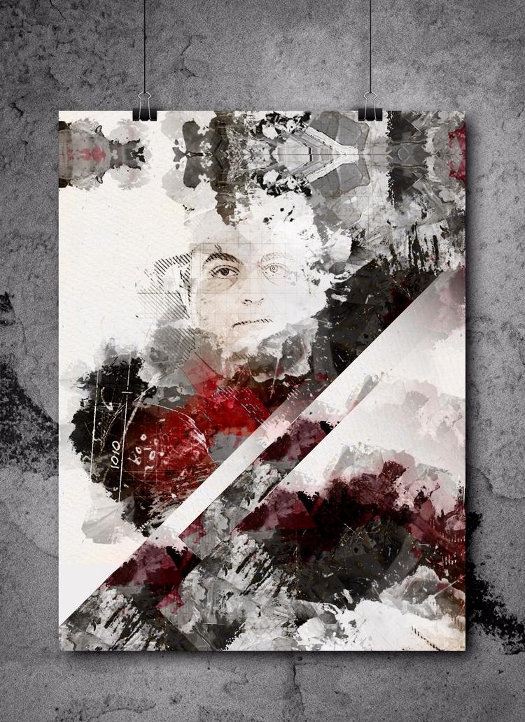 Digital Art Adis Čengić - portr - riverpixels | ello