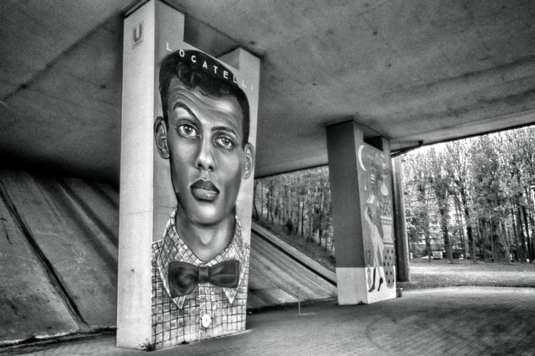 belgian graffiti street artist  - studio_zamenhof | ello