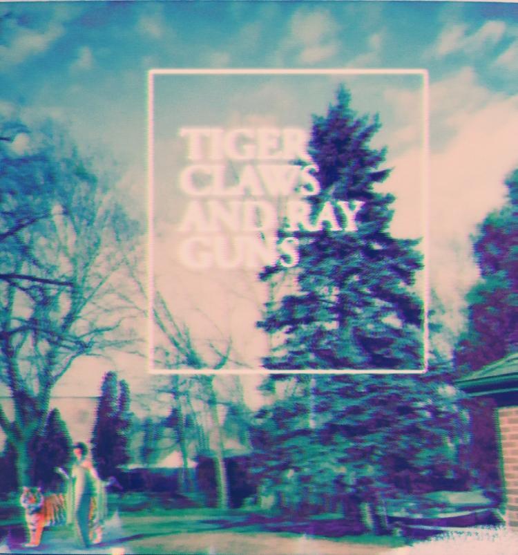 Tiger Claws Ray Guns (glitch) S - jkalamarz | ello