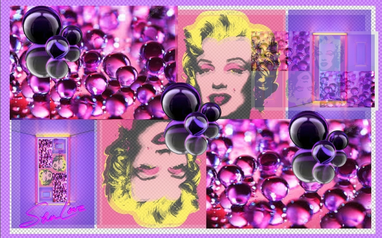 Marilyn DREAMS ~ Sher Love Coll - sherlove | ello