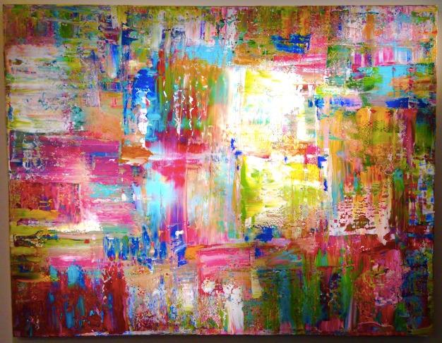 luminous painting Lynn Spoor Ki - chloehyman   ello