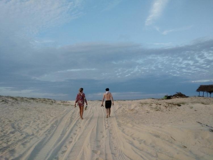Feel sand - ceará, brazil - cuervow | ello