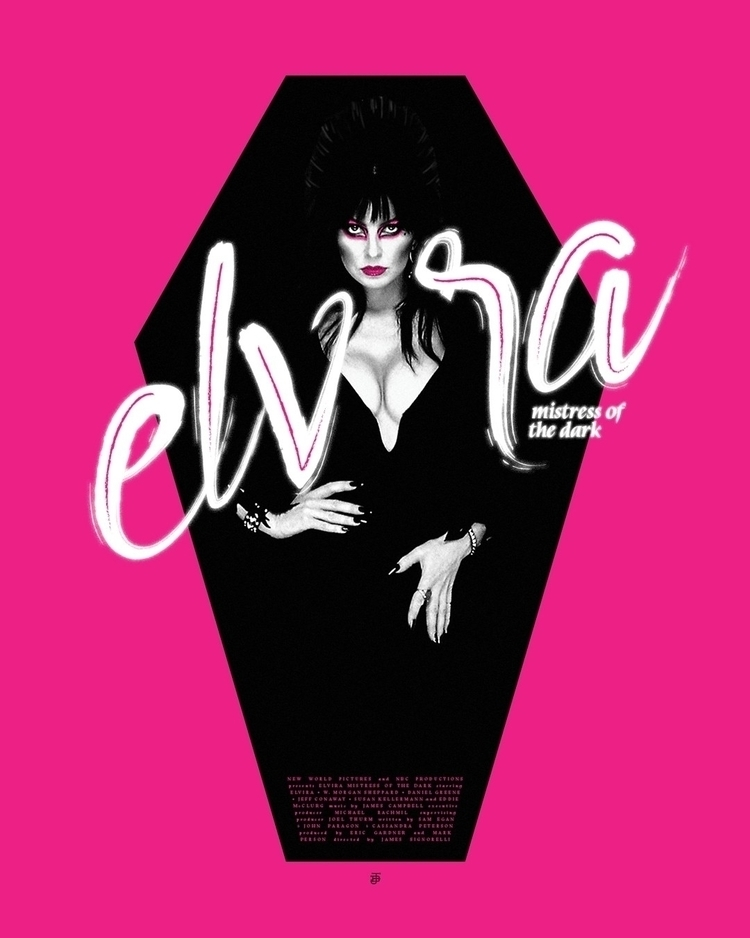 Tribute Mistress Dark; Elvira - alternative - juareztanure | ello