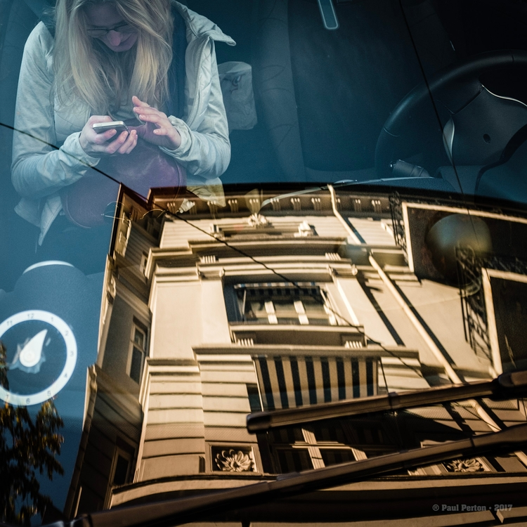 Texting, Oslo Street shooter tr - paulperton | ello
