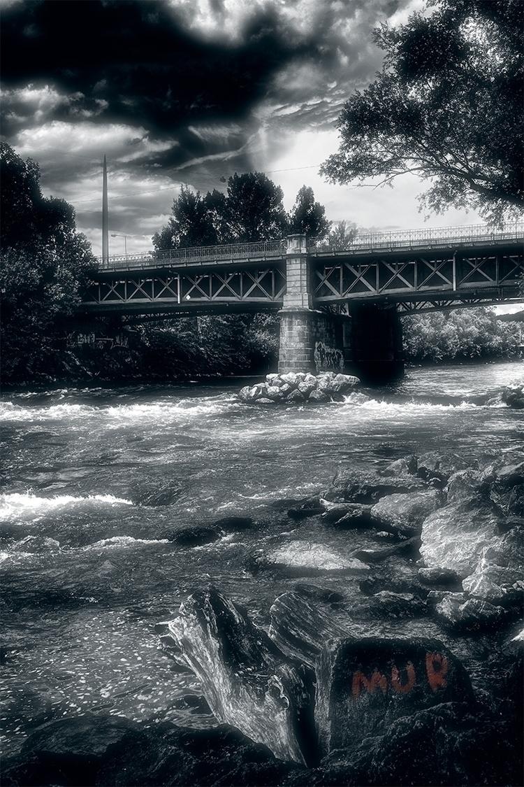 Radetzkybrücke - Graz, Austria - stephanepictures | ello