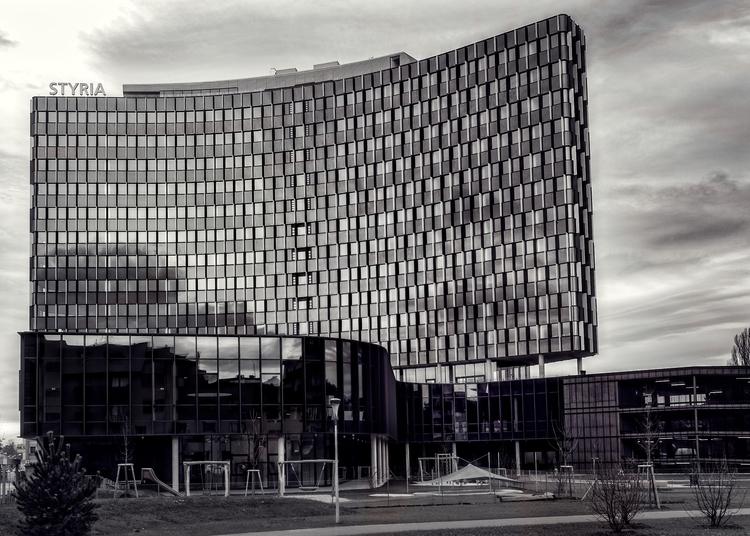 Styria Media Center, Graz - Aus - stephanepictures | ello
