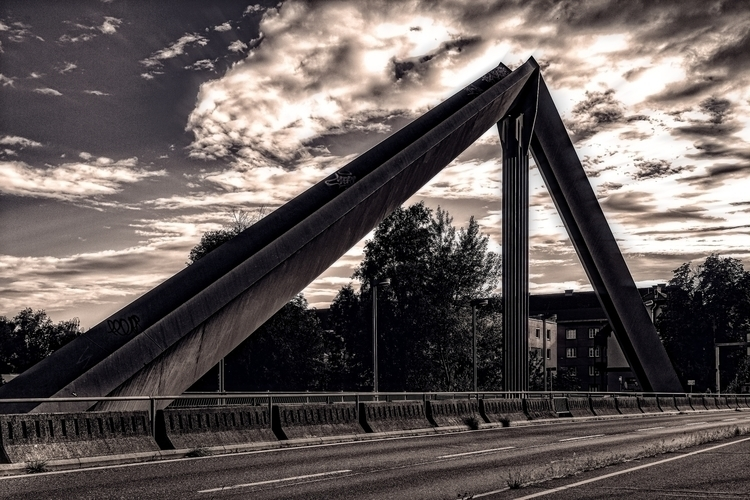 Kavarienbrücke (bridge) Graz, A - stephanepictures | ello