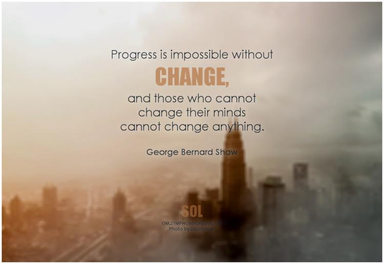 Progress impossible change, cha - symphonyoflove | ello