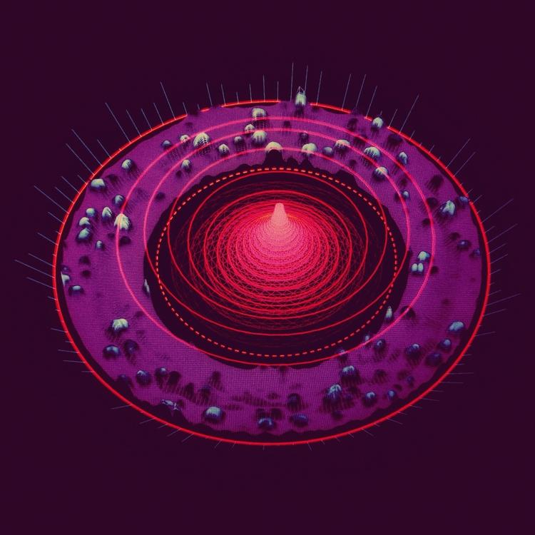 Phase Scrambler  - hologram, ui - mjmurdock | ello
