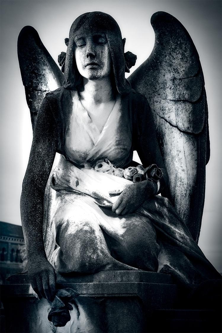 Angel art nouveau style Graz ce - stephanepictures | ello