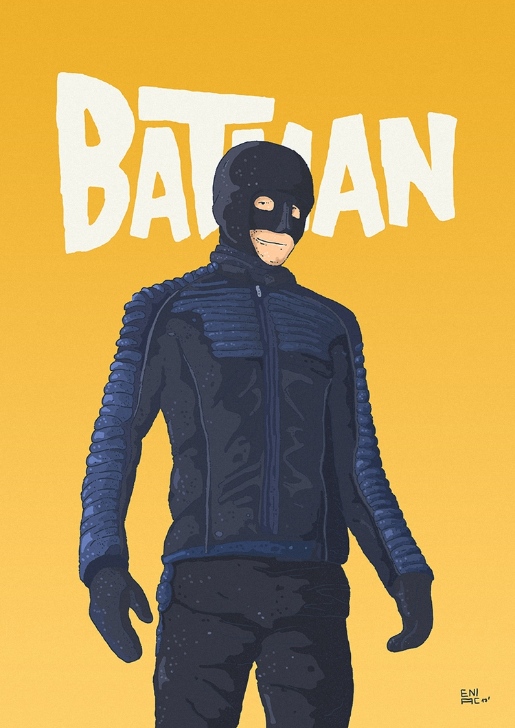 Batman kid Suit Gotham - eniac, ninja - artereniac | ello